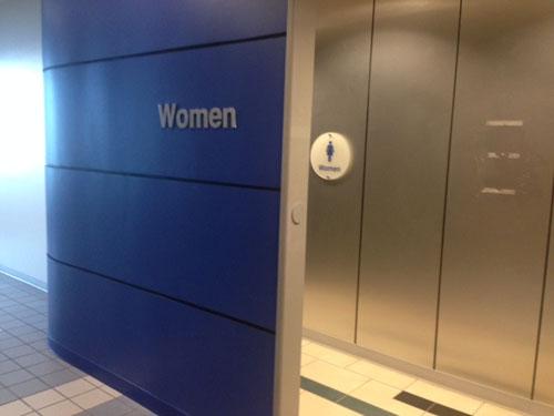 Interior ada signs concept unlimited inc leading - Ada interior signage requirements ...